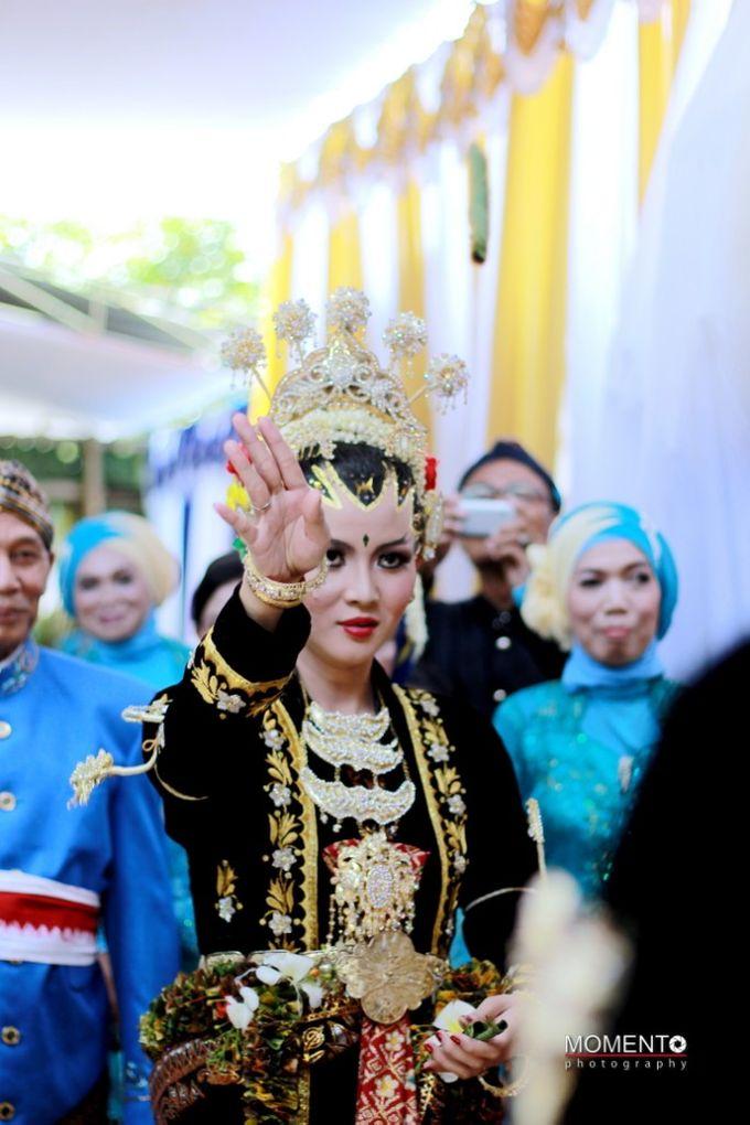 Wedding Aniki & Fajar by MOMENTO Photography - 021