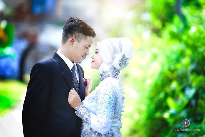 Tio & Icha Prewedding by Faust Photography - 001