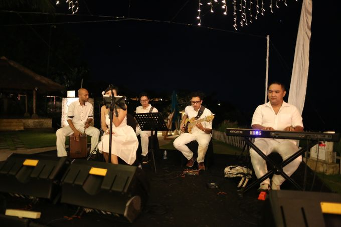 THE STAR BAND & RVK SOUND SYSTEM AT AYANA RESORT BALI by BALI LIVE ENTERTAINMENT - 006