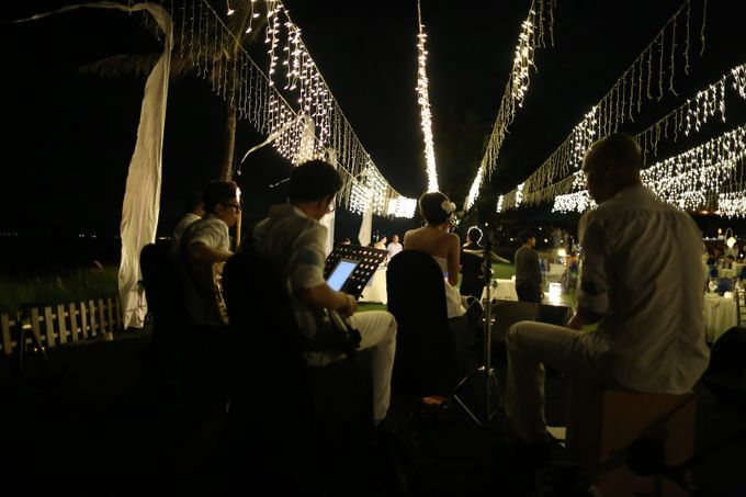 THE STAR BAND & RVK SOUND SYSTEM AT AYANA RESORT BALI by BALI LIVE ENTERTAINMENT - 007