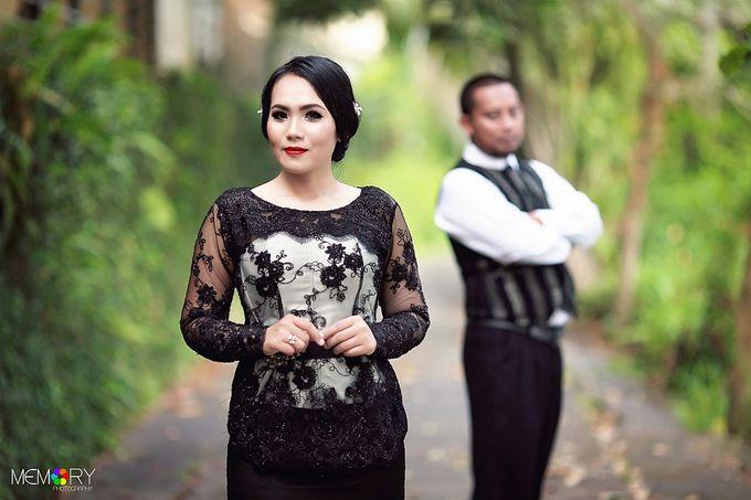 Prewedding Nurul & Panji by MEMORY PHOTOGRAPHY - 006