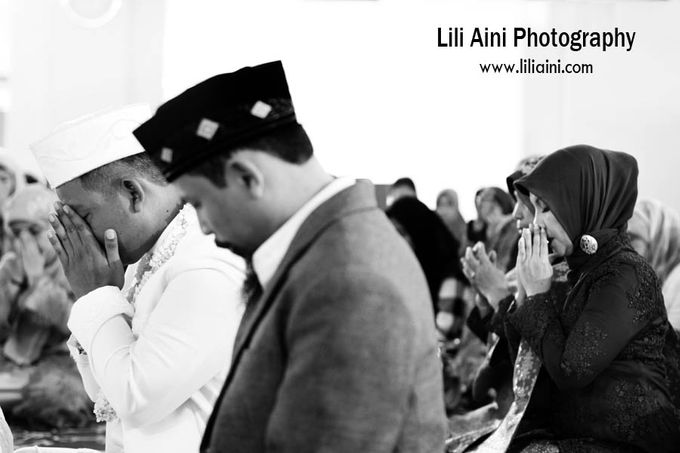 Anjung & Adhetiya Wedding by Lili Aini Photography - 004