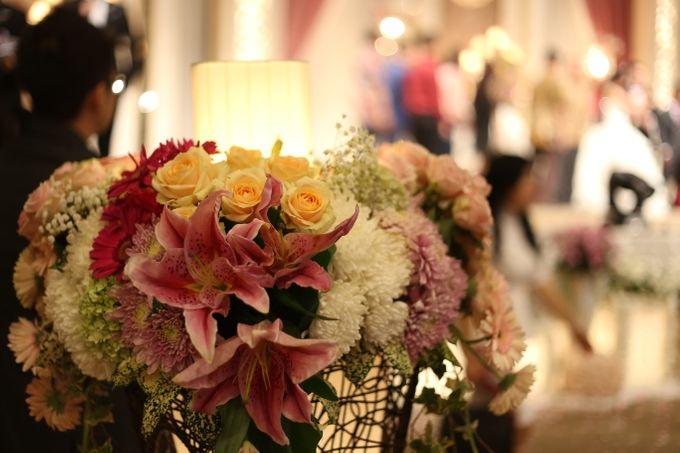 The Wedding of Evan & Felita by FIVE Seasons WO - 026