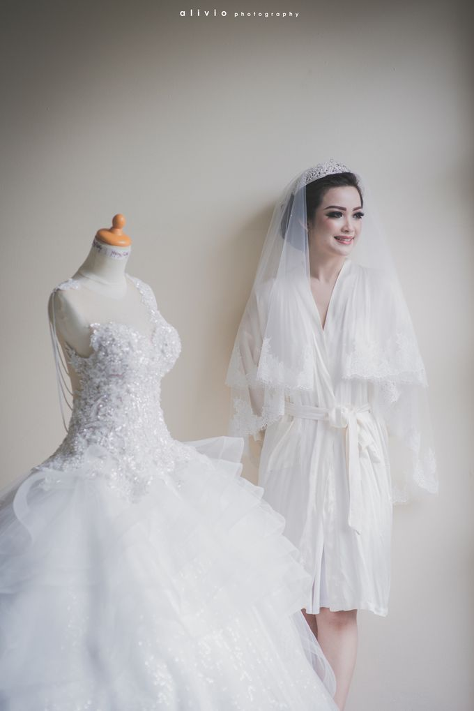 Ferry & Evi Wedding by alivio photography - 009