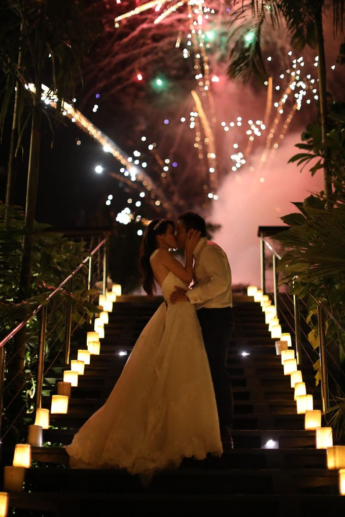 The Wedding of Michael and Yunita by Tirtha Bali - 001