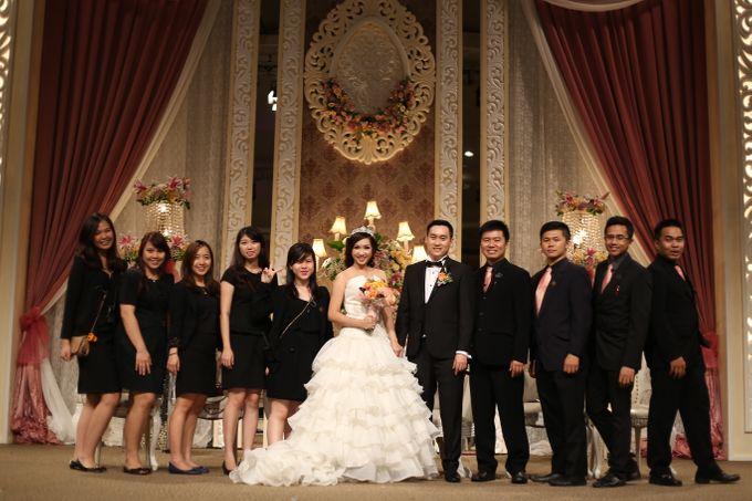 The Wedding of Evan & Felita by FIVE Seasons WO - 029