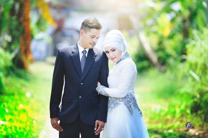 Tio & Icha Prewedding by Faust Photography - 002