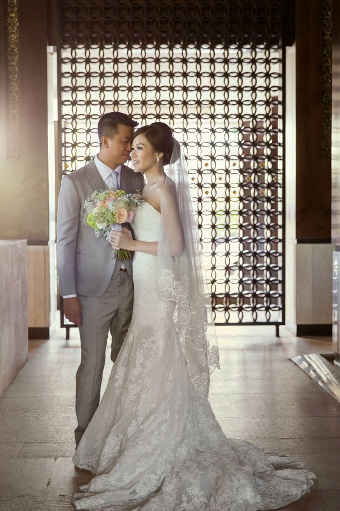 WEDDING ALEX & YITING by Fairmont Sanur Beach Bali - 007