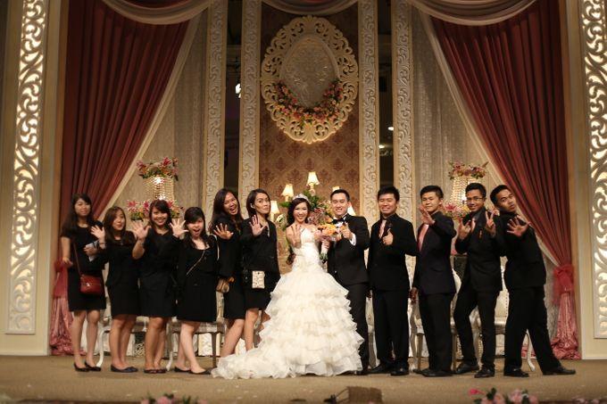 The Wedding of Evan & Felita by FIVE Seasons WO - 030