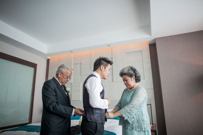 Marcel & Novi The Wedding by PRIDE Organizer - 007