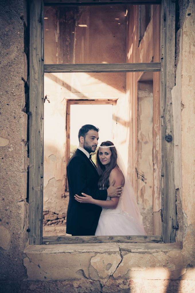 Next day session with the beautiful couple of Nikos & Agapi. by George Ladas Photography - 003