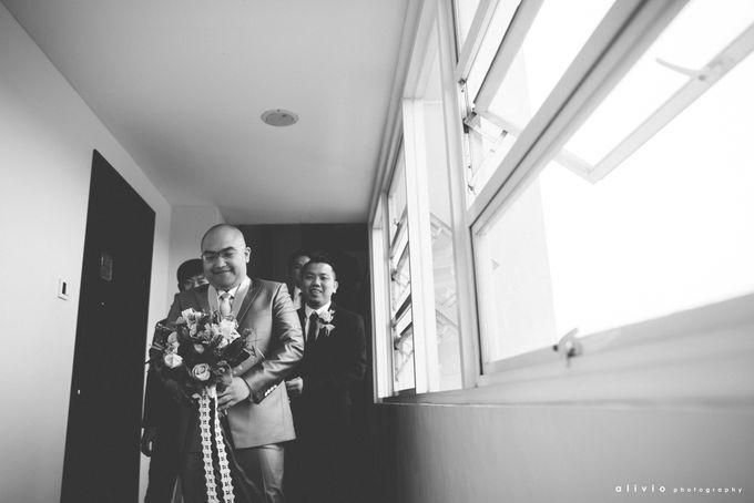 Ferry & Evi Wedding by alivio photography - 010