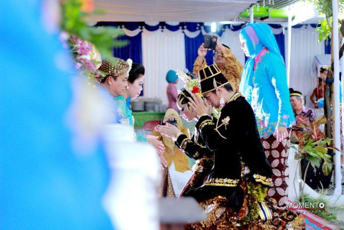Wedding Aniki & Fajar by MOMENTO Photography - 022