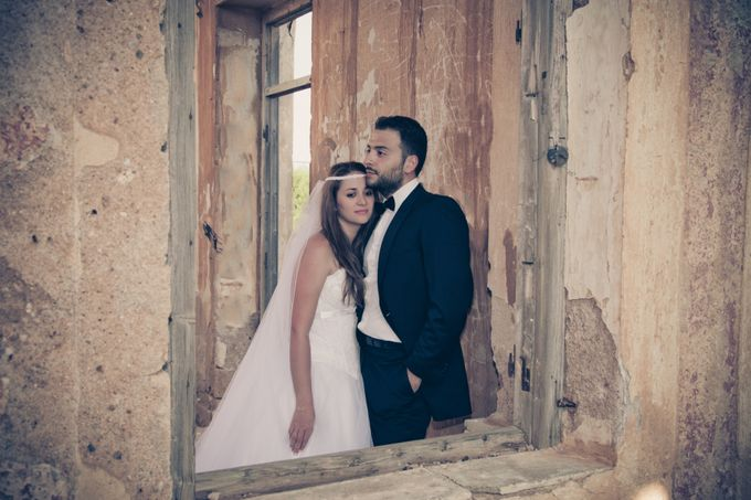 Next day session with the beautiful couple of Nikos & Agapi. by George Ladas Photography - 004