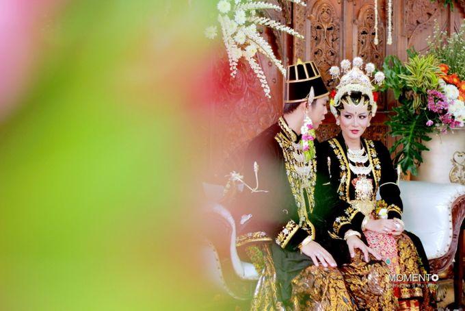 Wedding Aniki & Fajar by MOMENTO Photography - 023