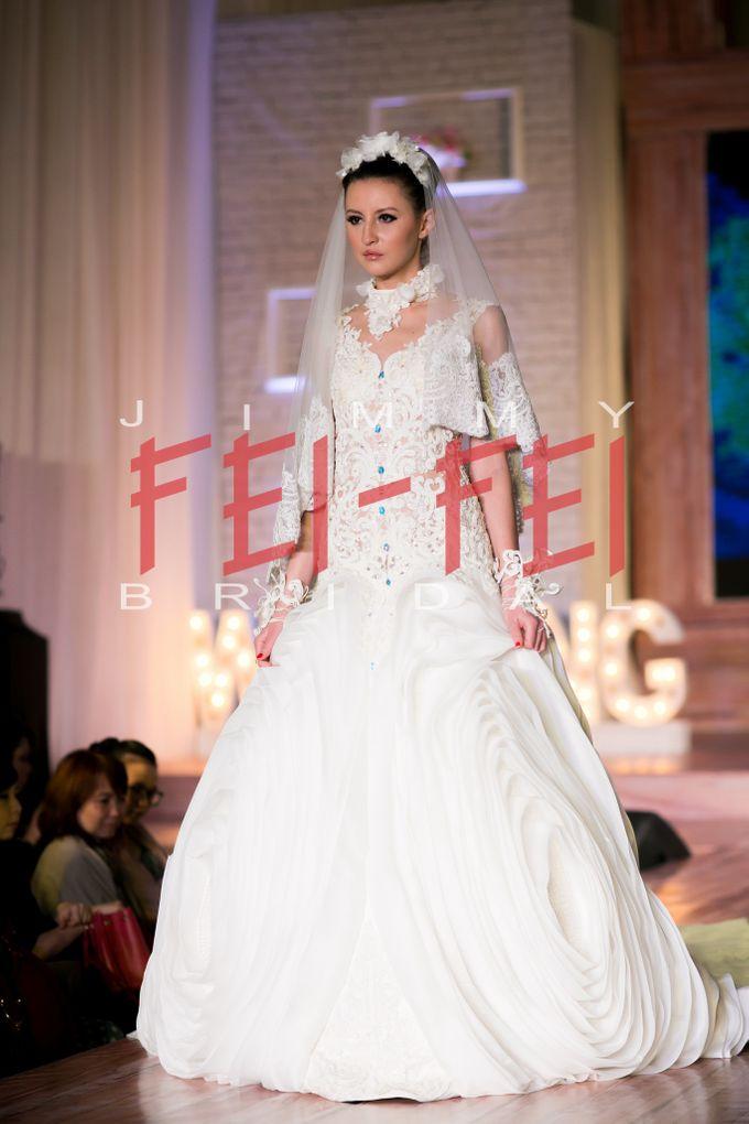 Beautiful in white by Jimmy Fei Fei - 003