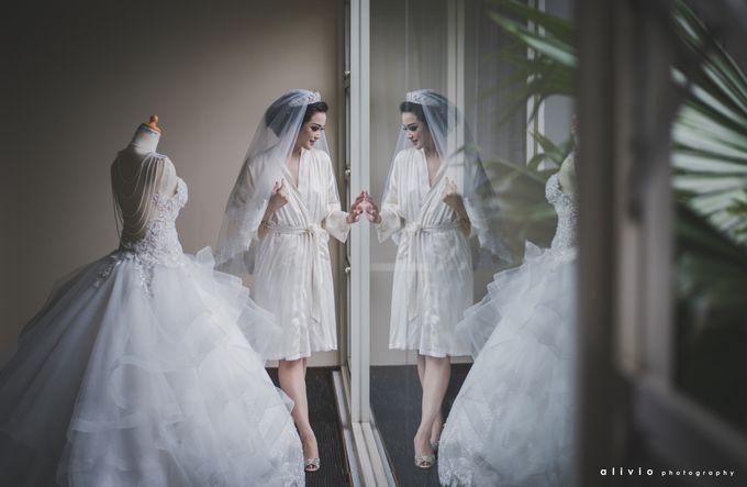 Ferry & Evi Wedding by alivio photography - 011