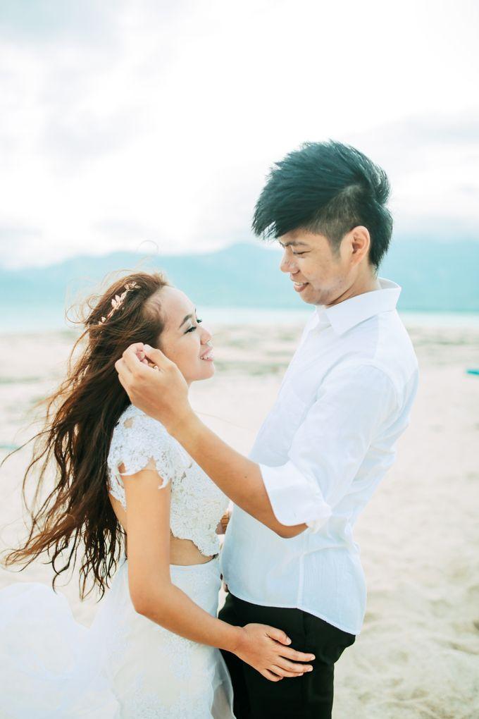 Drei and Dea Engagement Session by Gem Parto Weddings - 014