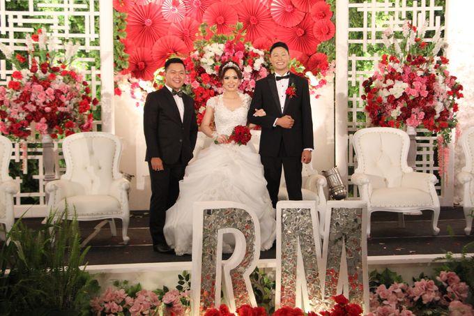 The Wedding of Rinto & Mona by Yosua MC - 007