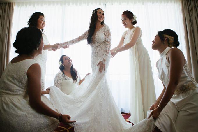 Tut Nita and Regina Wedding by Ray Aloysius Photography - 026