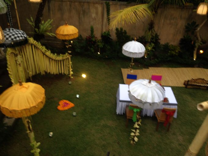 Wedding at the Balinese House by De Umah Bali - 005