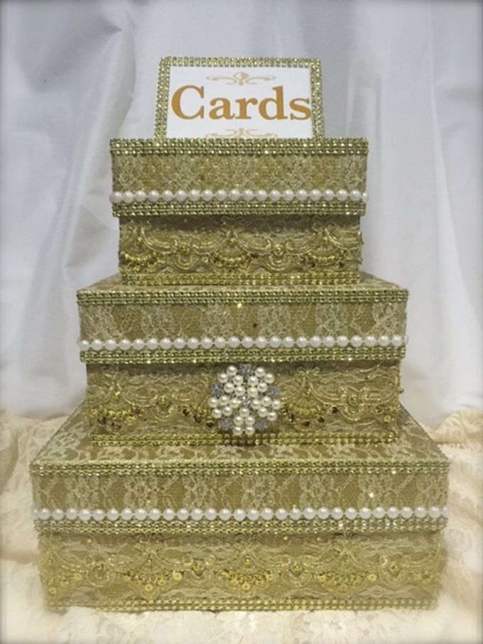 wedding card  boxes by iWedding World - 011