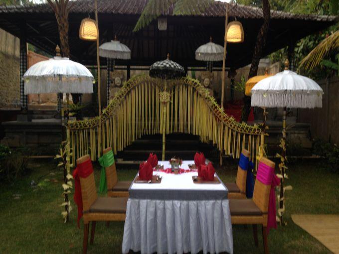 Wedding at the Balinese House by De Umah Bali - 006