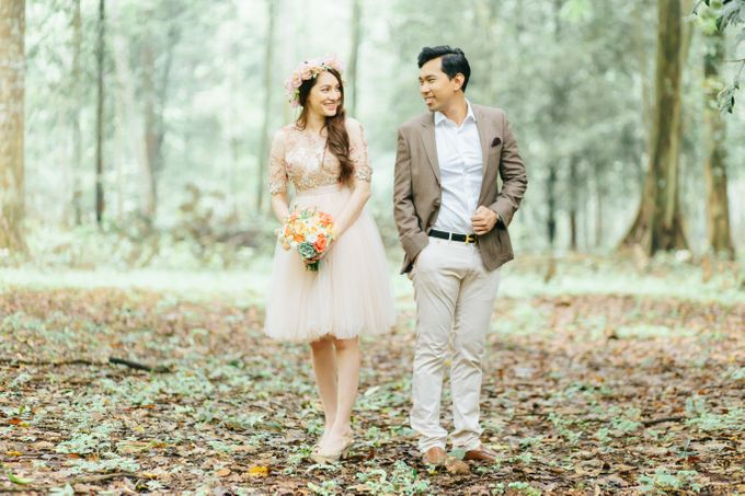 Nadia Annuar & Hafiz by Juding Photography - 008