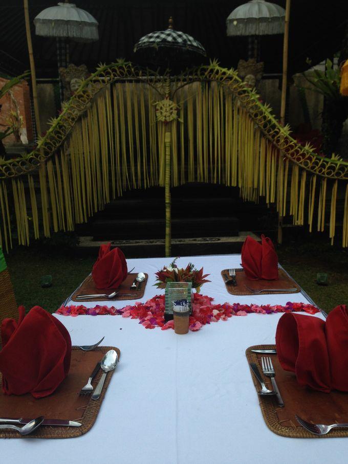 Wedding at the Balinese House by De Umah Bali - 007
