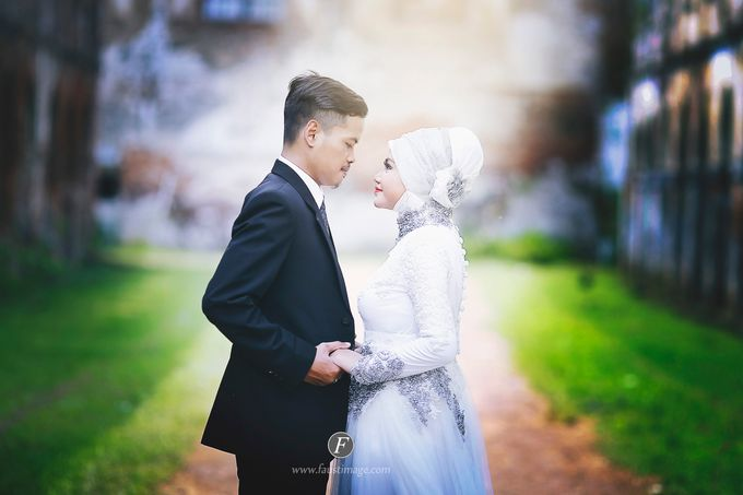 Tio & Icha Prewedding by Faust Photography - 005