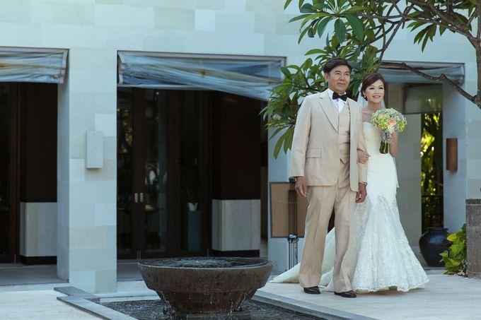 WEDDING ALEX & YITING by Fairmont Sanur Beach Bali - 009