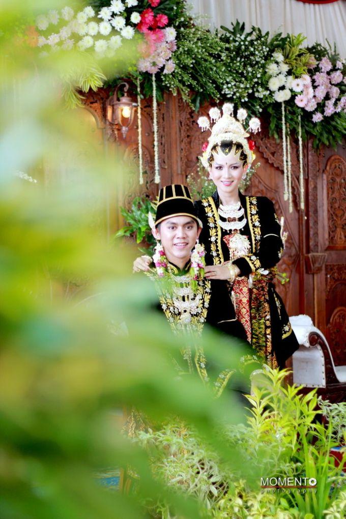 Wedding Aniki & Fajar by MOMENTO Photography - 025