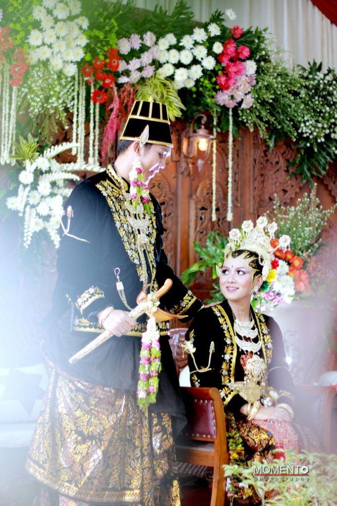 Wedding Aniki & Fajar by MOMENTO Photography - 026