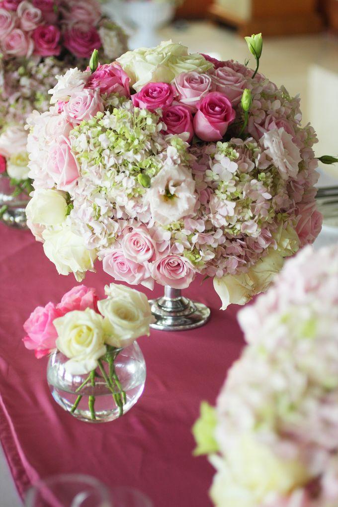 Sweet Pastels by Puri Amanda Flower Boutique - 005