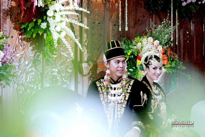 Wedding Aniki & Fajar by MOMENTO Photography - 027