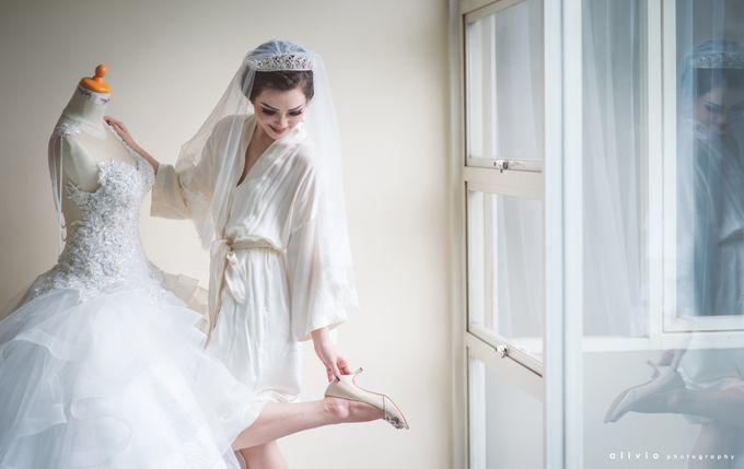 Ferry & Evi Wedding by alivio photography - 013