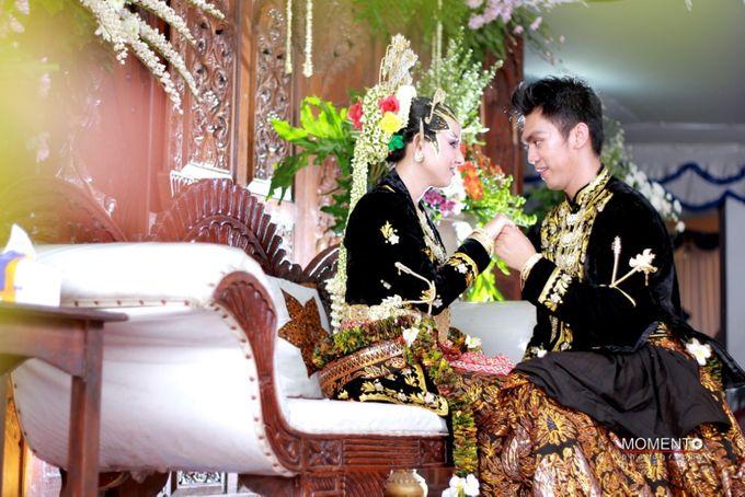 Wedding Aniki & Fajar by MOMENTO Photography - 028