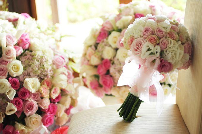 Sweet Pastels by Puri Amanda Flower Boutique - 006