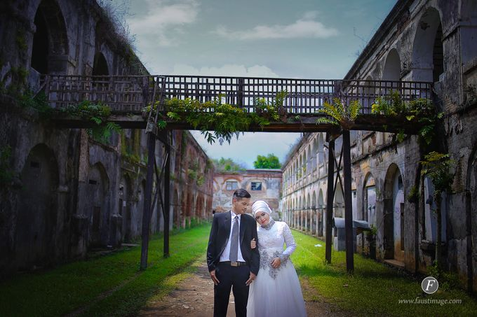 Tio & Icha Prewedding by Faust Photography - 008