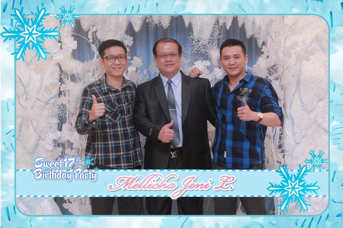 Mellicha Birthday Party by After 5 Photobooth - 002