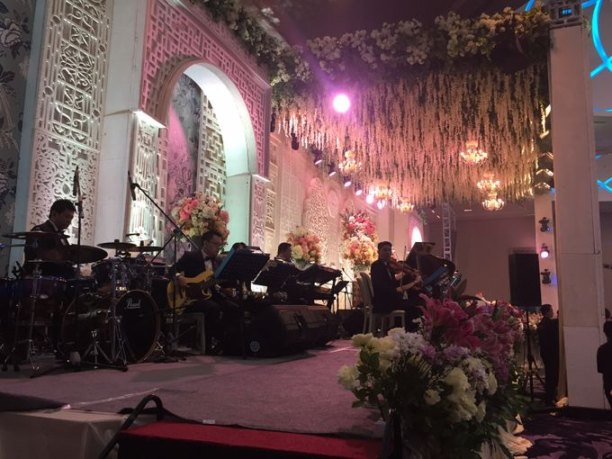 Makassar Grand Wedding of Arif and Ivana at Upper Hills by ShiLi & Adi - 001