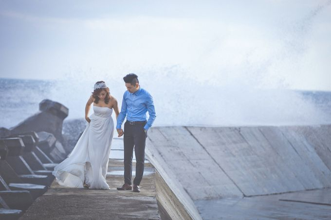 Pre wedding by Omelett3 Studio - 001