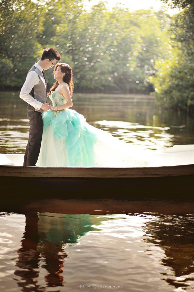hartono & intan prewedding by alivio photography - 012