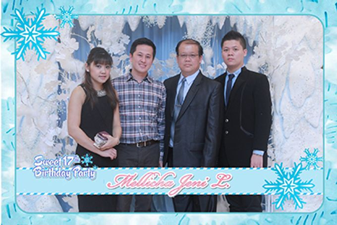 Mellicha Birthday Party by After 5 Photobooth - 003
