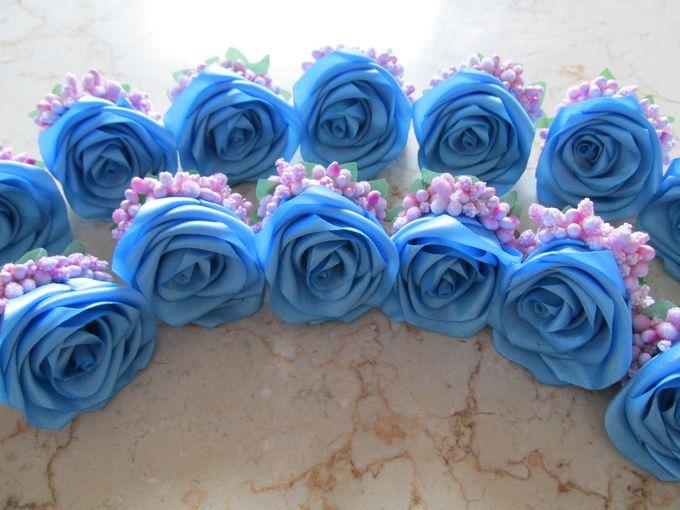 Sky blue theme by Letizia Wedding - 013