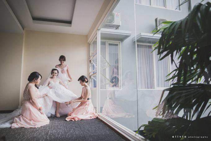 Ferry & Evi Wedding by alivio photography - 014