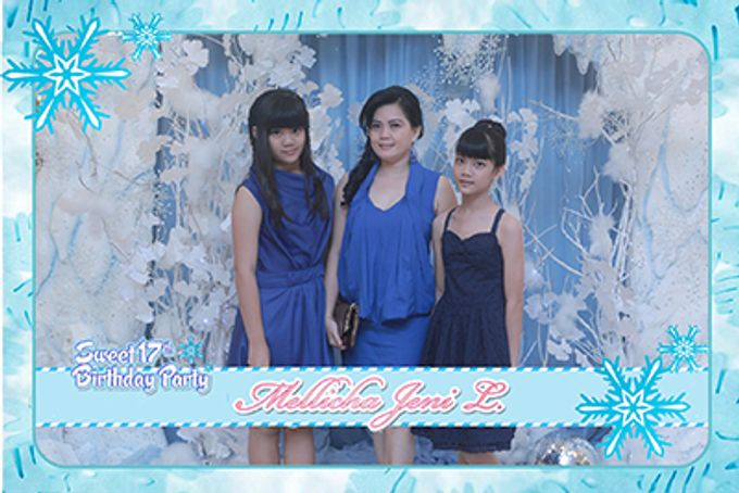 Mellicha Birthday Party by After 5 Photobooth - 010