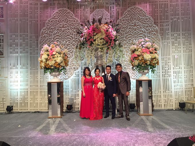 Makassar Grand Wedding of Arif and Ivana at Upper Hills by ShiLi & Adi - 003