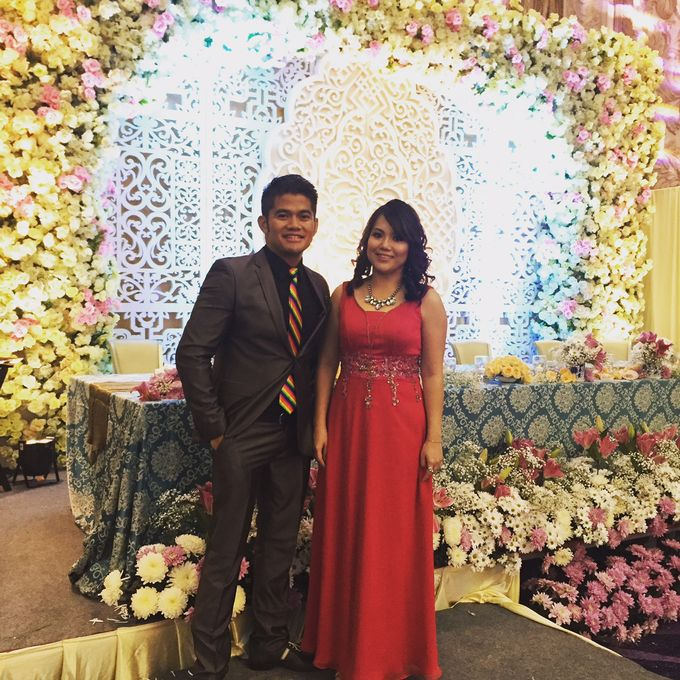 Makassar Grand Wedding of Arif and Ivana at Upper Hills by ShiLi & Adi - 004