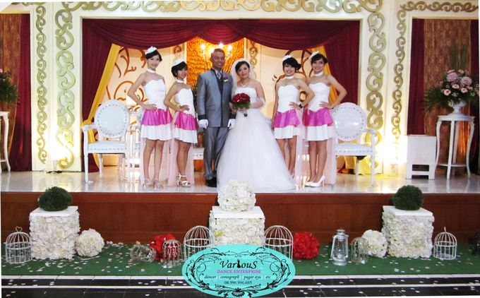 Lina Zadrak Wedding by Various Dance Enterprise - 001